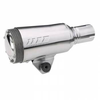 "Supertrapp - SuperTrapp 4"" S/C Elite Stainless Steel Muffler"