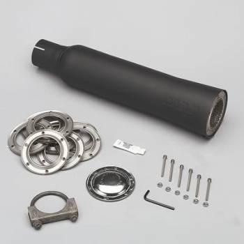 "Supertrapp - SuperTrapp 4"" Steel S/C Standard Muffler"
