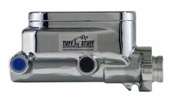 "Tuff Stuff Performance - Tuff Stuff 1-1/8"" Bore Master Cylinder Aluminum Chrome"