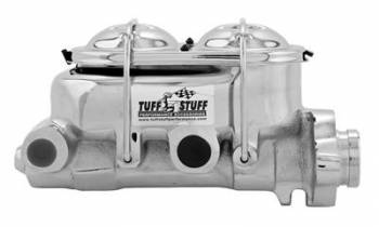 "Tuff Stuff Performance - Tuff Stuff 1-1/8"" Bore Master Cylinder Chrome"
