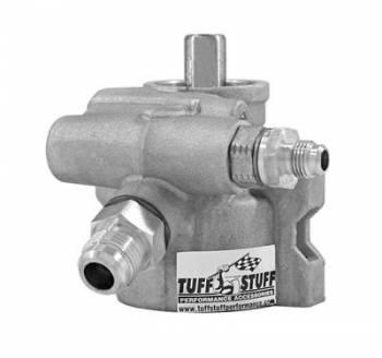 Tuff Stuff Performance - Tuff Stuff Type 2 Power Steering Pump Cast Aluminum