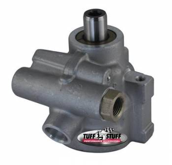 Tuff Stuff Performance - Tuff Stuff Type 2 Power Steering Pump GM Stock Pressure