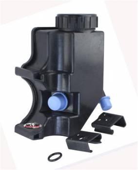 Tuff Stuff Performance - Tuff Stuff Type 2 Power Steering Pump Reservior Black