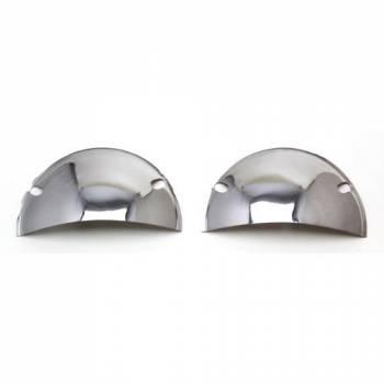 Trans-Dapt Performance - Trans-Dapt Headlight Half Shield - 5.75 in. Round
