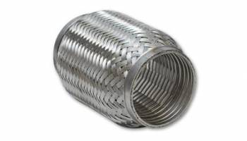 "Vibrant Performance - Vibrant Performance Coupler 3"" x 8"" Long Fleible Stainless Steel"