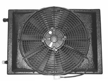 Vintage Air - Vintage Air Remote Condenser w/ Fan
