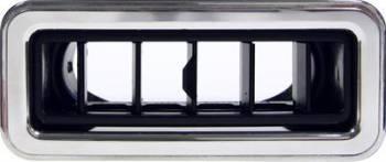 Vintage Air - Vintage Air Black Dash Vent
