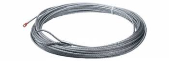 Warn - Warn Replacement 3/16in Wire Rope