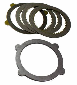"Yukon Gear & Axle - Yukon 8"" & 9"" Ford 4-Tab Clutch Kit w/ 9 Pieces"