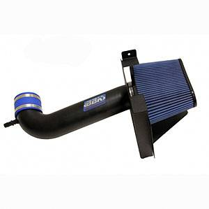 BBK Performance - BBK Performance Blackout Series Cold Air Intake Cold Air Induction System
