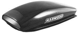 "Harwood - Harwood Aero Mod I Hood Scoop 8-1/2"""