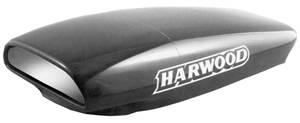 """Harwood - Harwood 7-1/2"""" Aero Hood Scoop Bolt-On"""