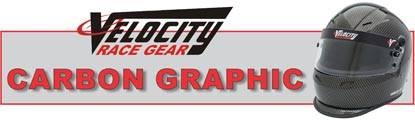 Velocity 15 Carbon Graphic Helmet