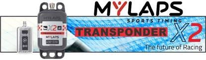MYLAPS X2 Transponder Racer Pack