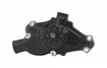 Edelbrock - Edelbrock SB Chevy Water Pump - Short Black