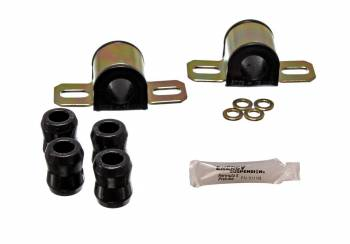 Energy Suspension - Energy Suspension Sway Bar Bushing Set - Black