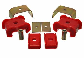 Energy Suspension - Energy Suspension Transmission Mount - Red