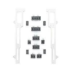 R&M Specialties - R&M Specialties Spark Plug Wire Loom SB Chevy Satin