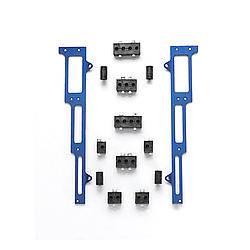 R&M Specialties - R&M Specialties Spark Plug Wire Loom BB Chevy Blue