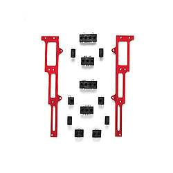 R&M Specialties - R&M Specialties Spark Plug Wire Loom SB Ford Red