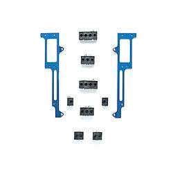 R&M Specialties - R&M Specialties Spark Plug Wire Loom Pontiac Blue