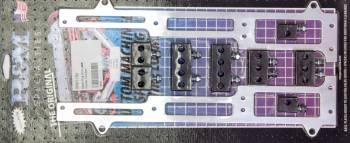 R&M Specialties - R&M Specialties Spark Plug Wire Loom Pontiac Polished