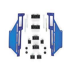 R&M Specialties - R&M Specialties Spark Plug Wire Loom SB Chevy C/B Blue