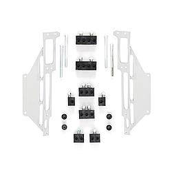 R&M Specialties - R&M Specialties Spark Plug Wire Loom SB Chevy C/B Polished
