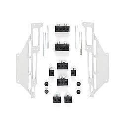 R&M Specialties - R&M Specialties Spark Plug Wire Loom SB Chevy C/B Satin