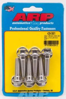 ARP - ARP Stainless Steel Bellhousing Bolt Kit - 6 Point GM V6/V8
