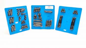 ARP - ARP SB Chevy Complete Engine Fastener Kit - 6 Point