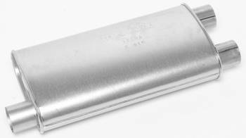 Thrush - Thrush Super Turbo Muffler - Direct-Fit
