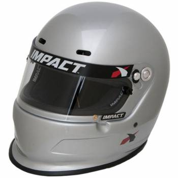 Impact - Impact Charger Helmet - Small - Silver