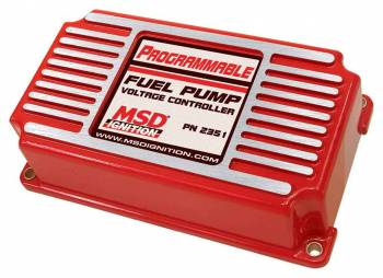 MSD - MSD Fuel Pump Voltage Booster - Electric Fuel Pumps