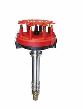 MSD - MSD Crank Trigger Distributor - Includes Distributor Cap / Rotor / Bronze Gear