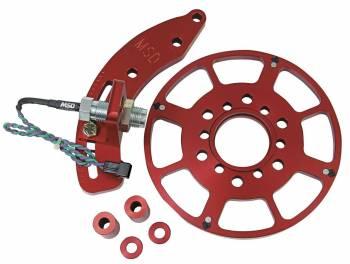MSD - MSD Pontiac V8 Crank Trigger Kit - 7 in. Balancer