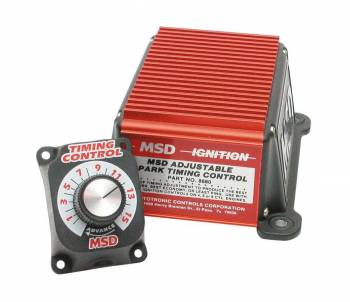 MSD - MSD Adjustable Timing Control - MSD 5/6/7 Ignitions