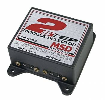 MSD - MSD RPM Two Step Module Selector