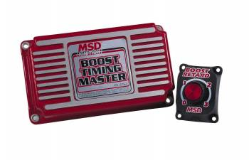 MSD - MSD Boost Timing Timing Master Ignition - Must Be Used w/ MSD 6/SCI/7/8/10 Series Ignition