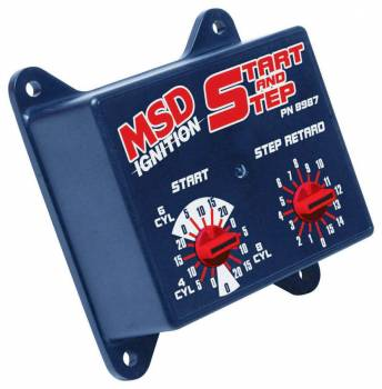 MSD - MSD Start and Step Timing Retard Control - Digitally Controlled