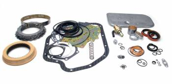TCI Automotive - TCI TH400 Pro Super Rebuild Kit ' 66 and Newer
