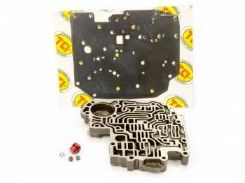 TCI Automotive - TCI TH350 Manual Reverse Shift Pattern Valve Body
