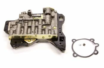 TCI Automotive - TCI C6 Full Manual Series Reverse Shift Pattern Valve Body