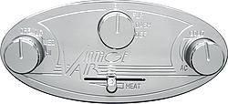 Vintage Air - Vintage Air Gen II Streamline Contrl Panel
