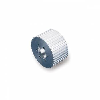 Weiand - Weiand 0.5 in. Pitch Drive Pulley - 34 Tooth Count