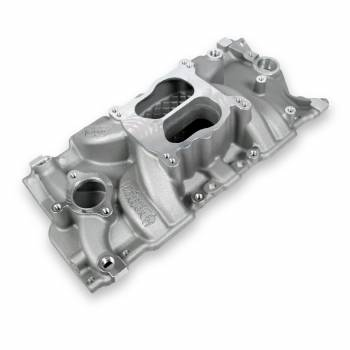 Weiand - Weiand Street Warrior Intake Manifold - Satin Finish