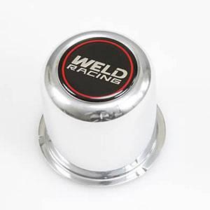 """Weld Racing - Weld Chrome Center Cap 3"""" Diameter"""
