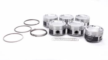 Wiseco - Wiseco Toyota Dished Piston Set 83.50mm 7MGTE 4V