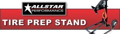 Allstar Performance Tire Prep Stand