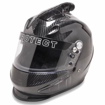 Pyrotect Pro Ultra Triflow Carbon Helmet w/ Top Air
